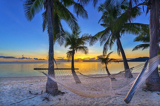 Романтичні острова: Фіджі