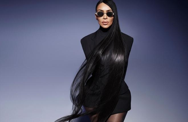 Ким Кардашьян очки