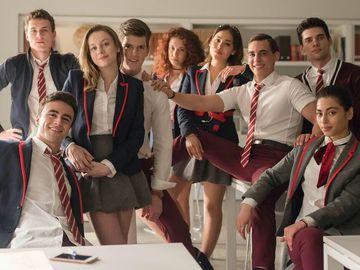 Серіали про школу і любов