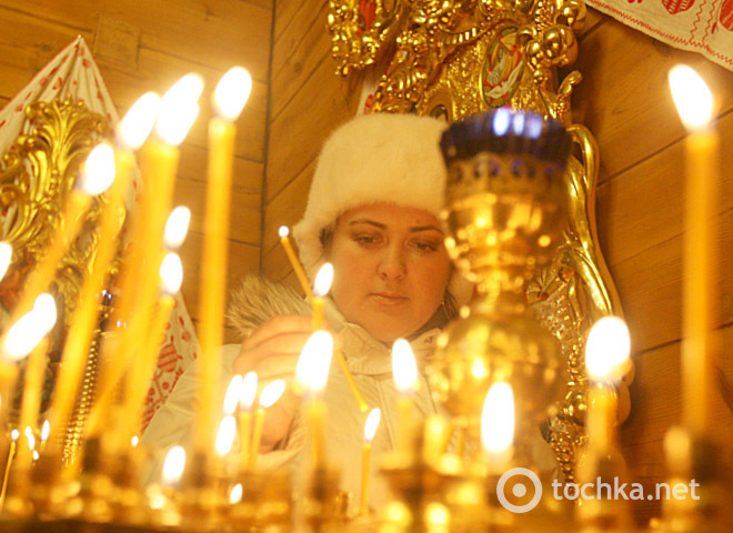 Православные праздники в декабре 2013 года