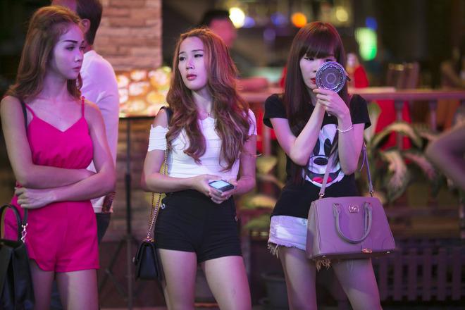 Таиланд свидание с трансексуалом