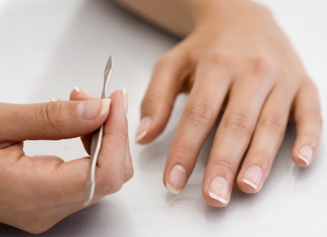 Ногти любят ванночки и массаж
