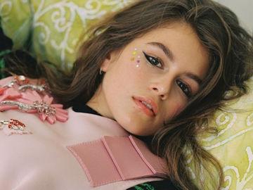 Дочка Сінді Кроуфорд знялася в ще одній фотосесії для CR Fashion Book