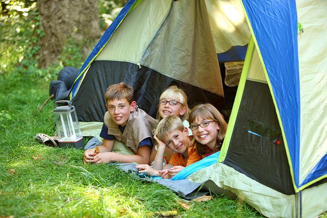 Відпочинок з дітьми в Карпатах