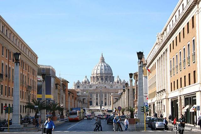 Достопримечательности Рима: Собор Св. Петра