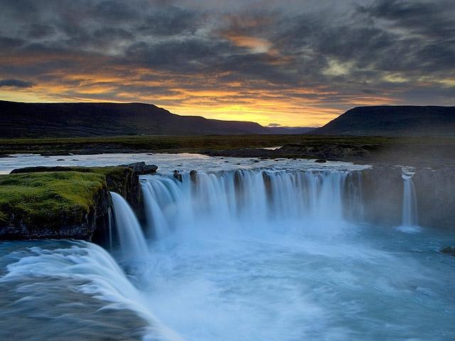 Достопримечательности Исландии: Dettifoss Falls