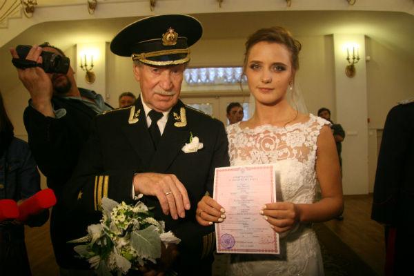 Красков - весілля