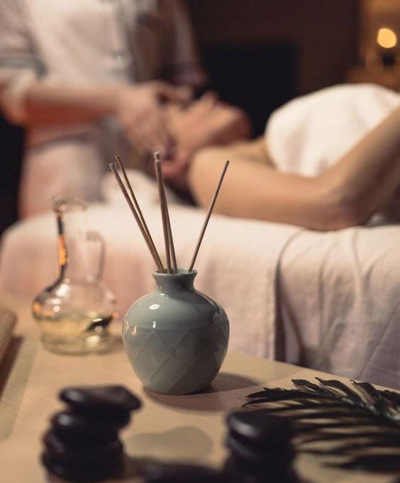 массаж и спа