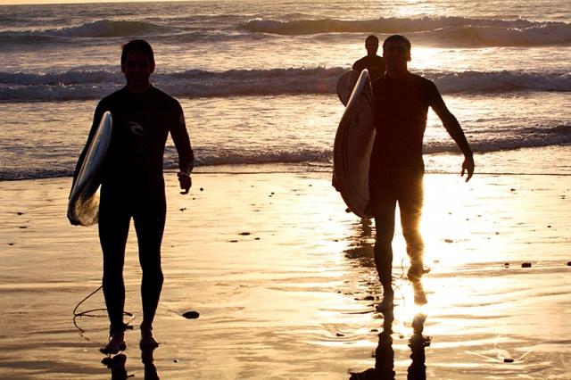 Серфинг в Марокко: Эссуэйра