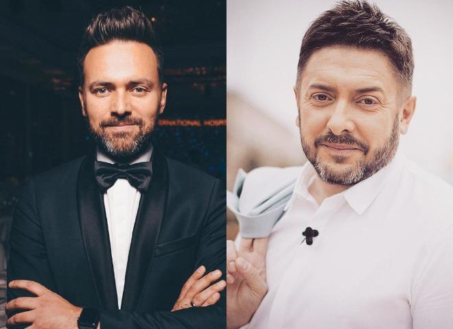 Тимур Мирошниченко и Алексей Суханов