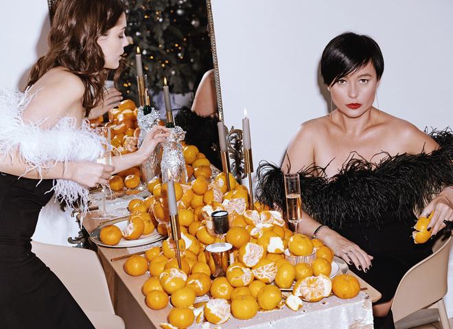 Что надеть на новогоднюю вечеринку