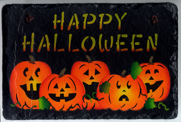 Позитивные открытки на Хэллоуин