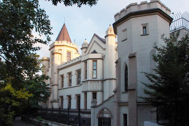 Открываем для себя Украину: Шахский дворец в Одессе