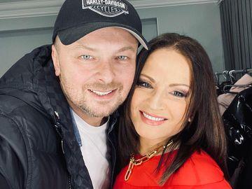 София Ротару с сыном Русланом Евдокименко