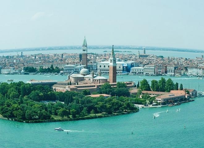 Венеція з висоти пташиного польоту