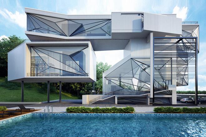 Найнезвичайніші будинки у світі, побудовані з непотрібних речей
