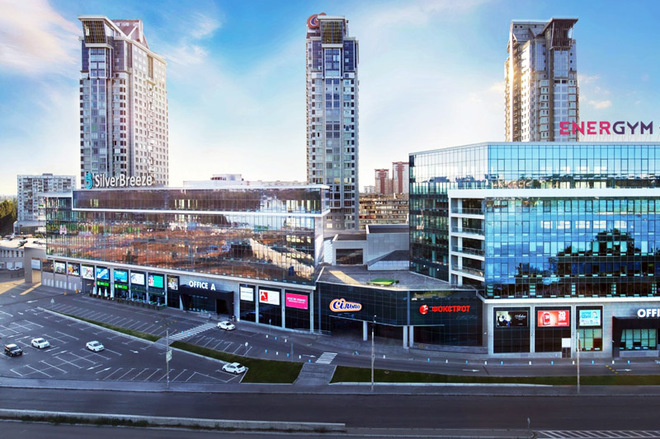 10 найвищих будівель Києва