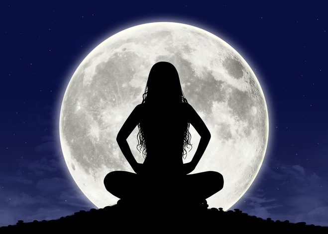 Блакитний Місяць
