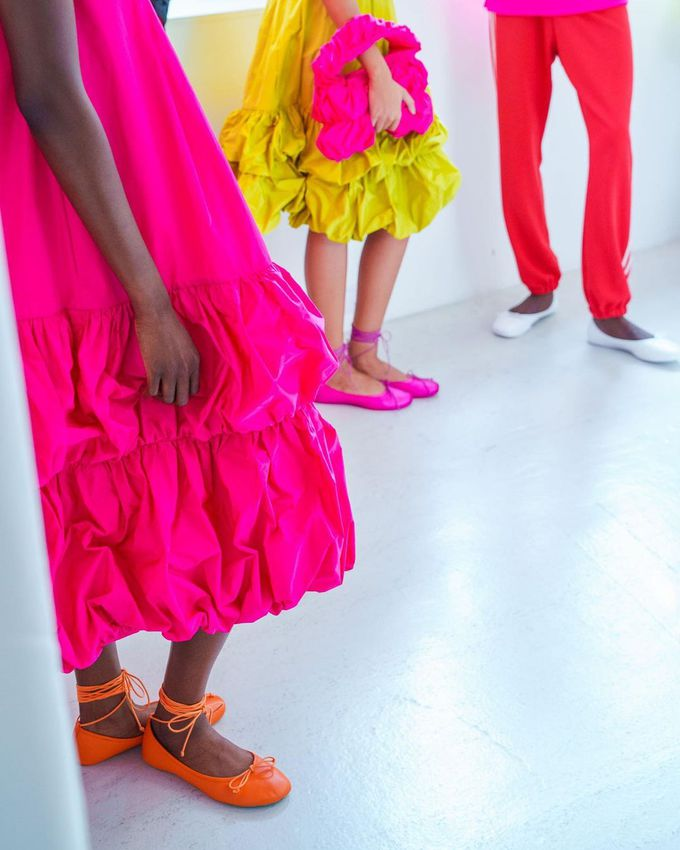 London Fashion Week SS 2022: Molly Goddard