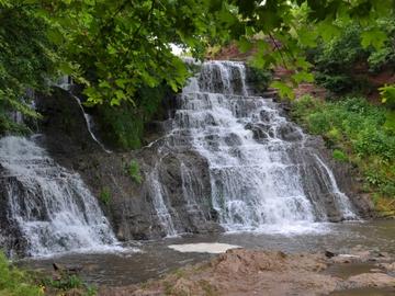 ТОП водопадов