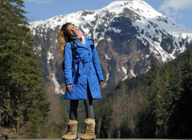Регина Тодоренко: Такие горы и такие люди есть только на Аляске