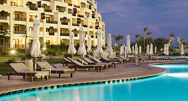 Готелі Хургади: Steigenberger Al Dau Beach Hotel