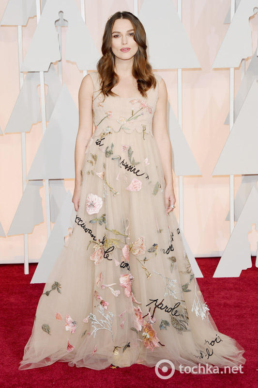 Оскар 2015: топ-10 кращих суконь