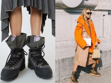 Тепле взуття на зиму: трекінгові черевики