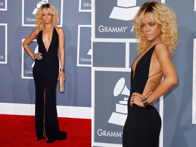 Наряды Grammy 2012