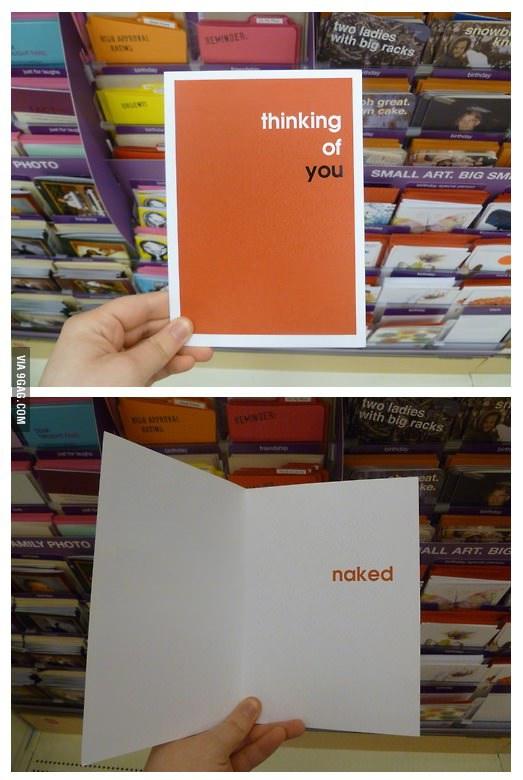 Креативная открытка для любимой