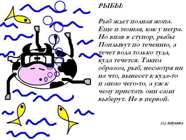 Добрым утром, прикольные картинки знака зодиака рыбы