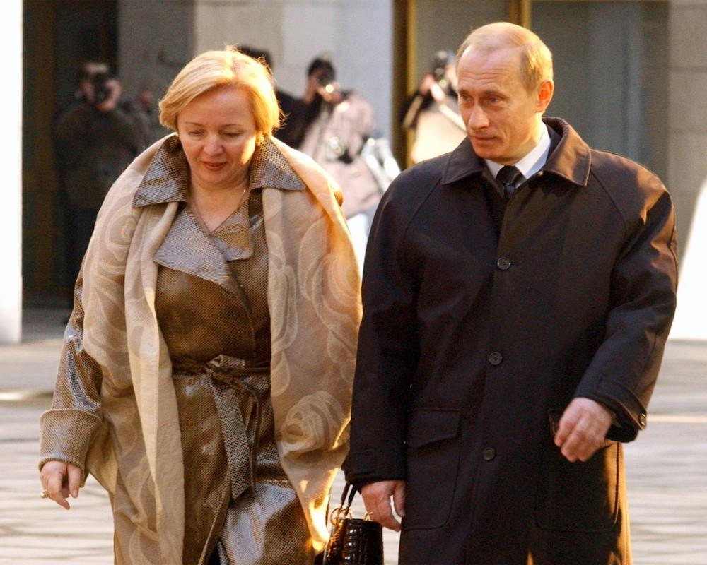 Личная жизнь и биография Людмилы Путиной  SYLru