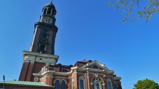 Гамбург за 24 часа