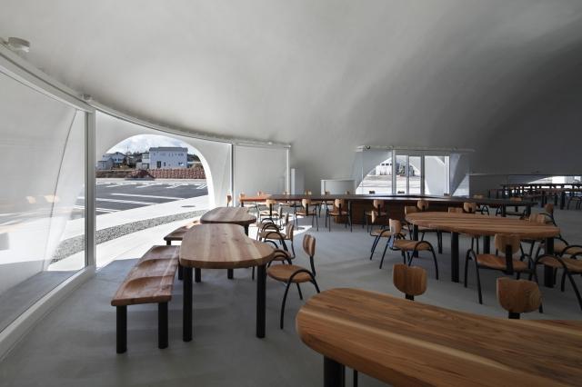 Дивовижний ресторан під горою Фудзі