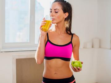 Делай тело: Что нужно есть перед тренировкой