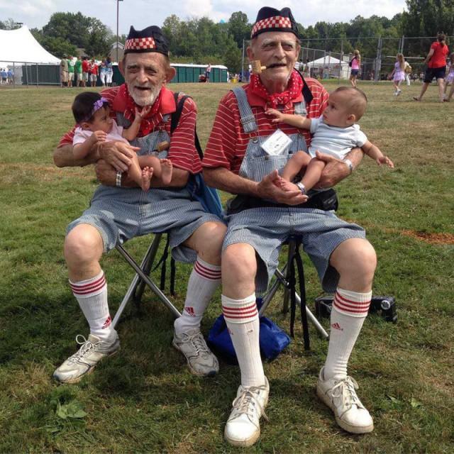 Атака клонов. Фестиваль близнецов в Твинсбурге