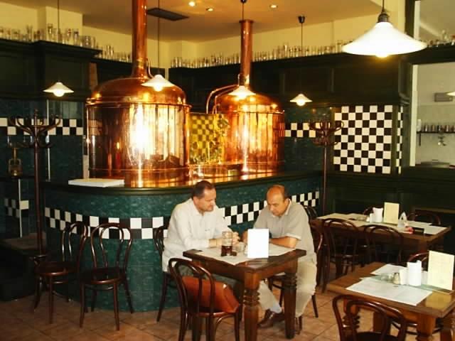 рестораны Праги - Pivovarský dům