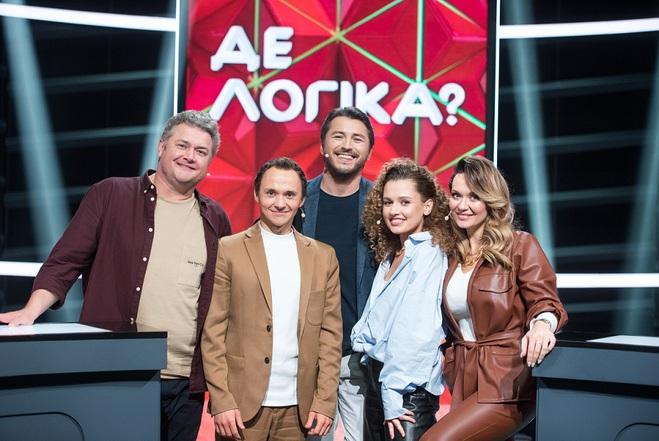 """Анна Саліванчук у шоу """"Де логіка?"""""""