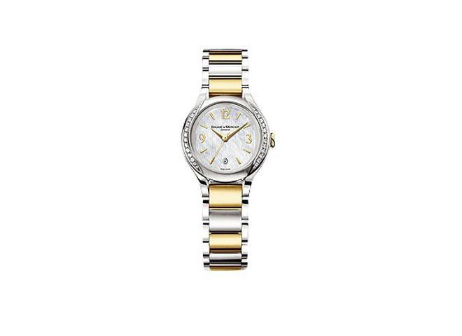 Сутність жінки  в годиннику від Baume & Mercier