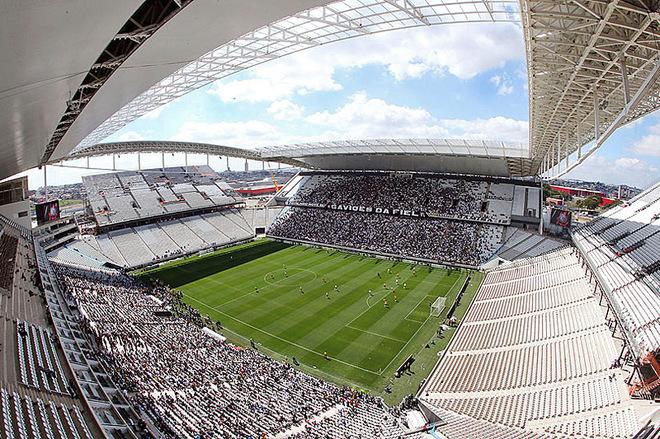 Чемпіонат світу з футболу: стадіони