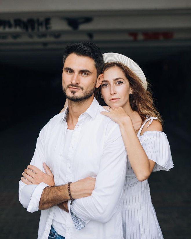 Макс Узол и Оля Манько