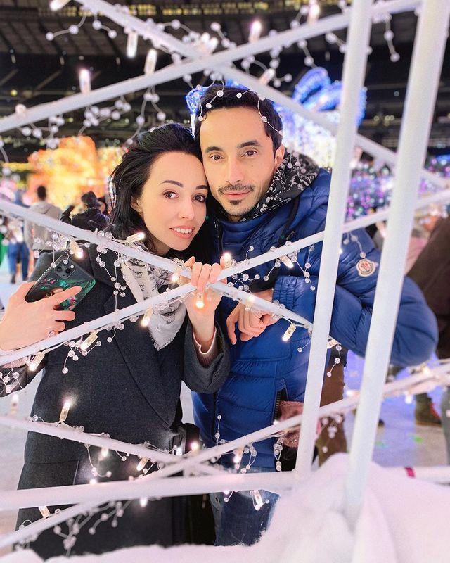 Катерина Кухар і Олександр Стоянов