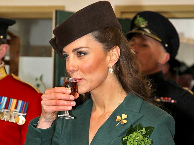 Кейт Міддлтон в ірландської армії