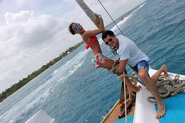 Джеджула в Доминикане