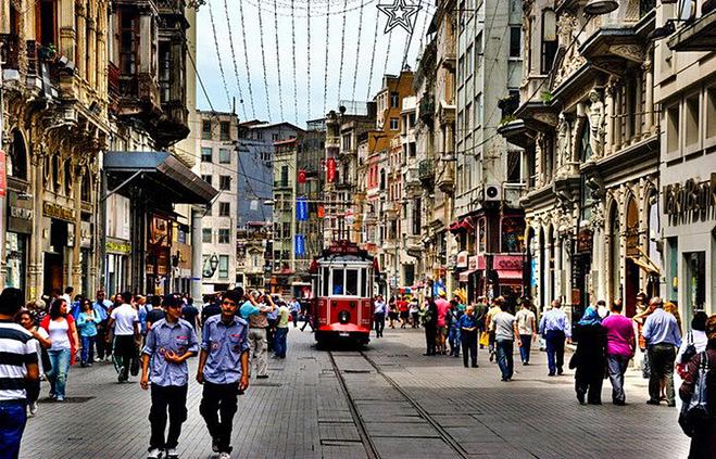Фестиваль шопінгу в Стамбулі
