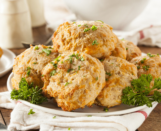 Рецепт сырных булочек