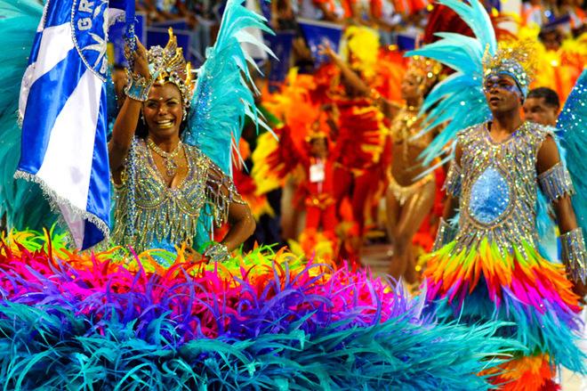 В ритме самбы: бразильский карнавал