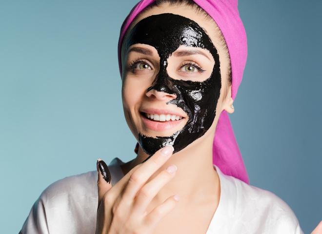 Активоване вугілля для обличчя