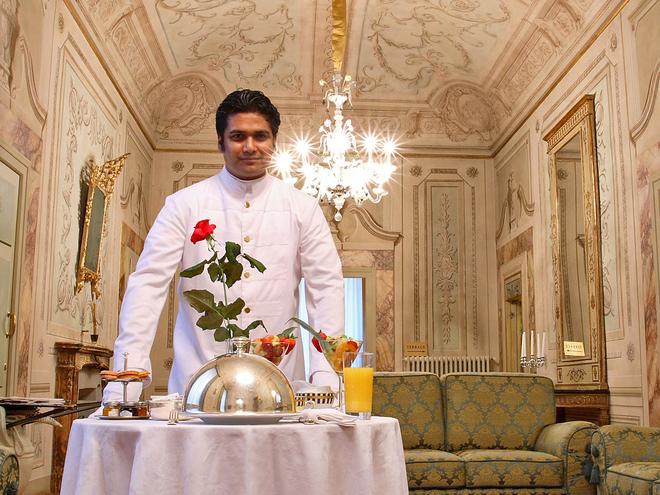 Необычные услуги в отелях. Palazzo Magnani Feroni