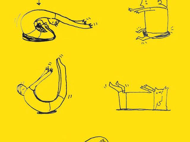 Я на йоге картинки смешные, юбилеем
